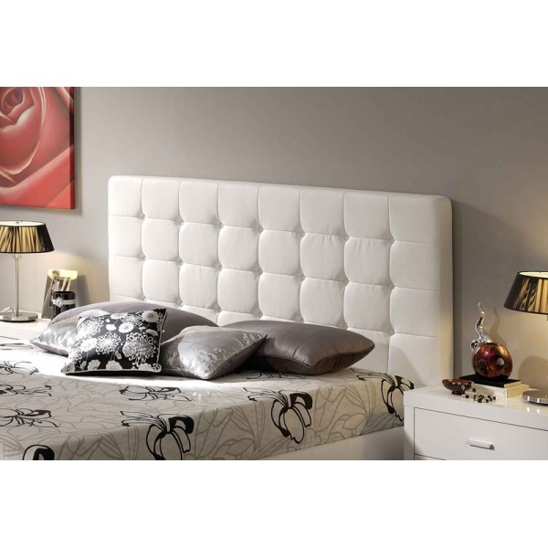 t te de lit capitonn e 160 eve. Black Bedroom Furniture Sets. Home Design Ideas