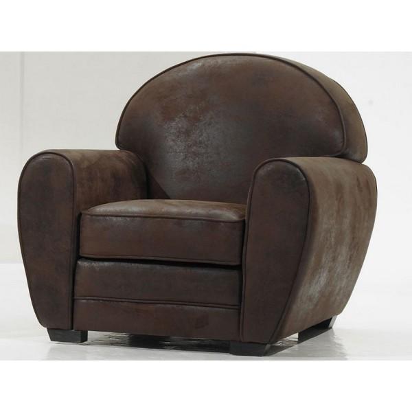 canap club vintage. Black Bedroom Furniture Sets. Home Design Ideas