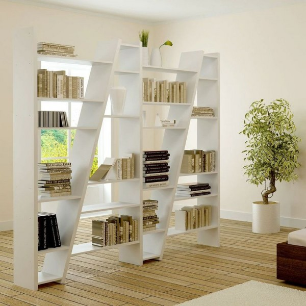 etagere contemporaine. Black Bedroom Furniture Sets. Home Design Ideas