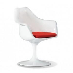 fauteuil tulipe. Black Bedroom Furniture Sets. Home Design Ideas
